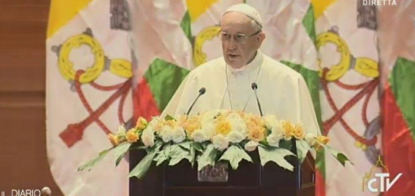 «In Myanmar l'ora di una pace fondata sul rispetto di tutti»