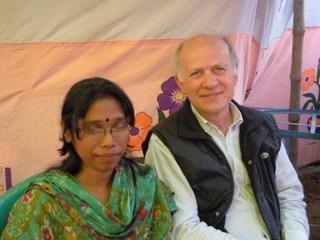 Addio Carlo, seminatore in Bangladesh