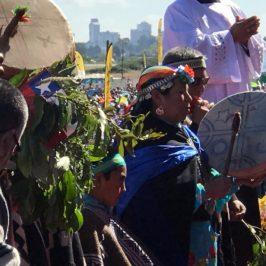 Il Papa ai mapuche: «Giustizia e non-violenza»