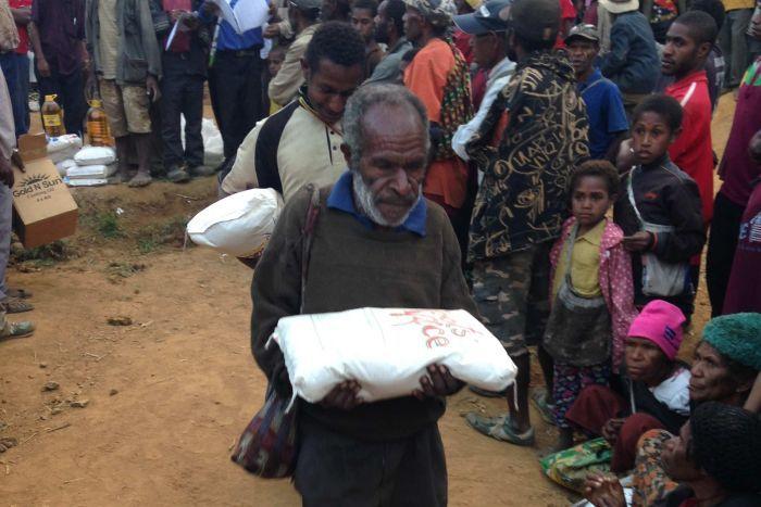 Papua Nuova Guinea: le conseguenze del Niño