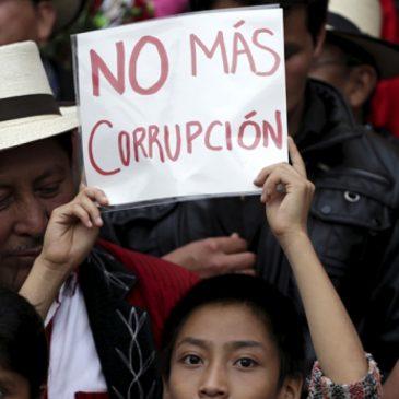 Perù: clima teso per la corruzione