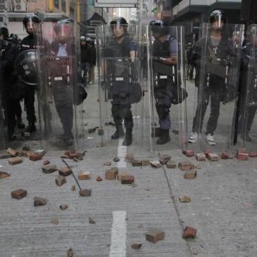 Su Hong Kong la rivolta delle polpette