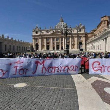 Papa Francesco, una Messa per il Myanmar
