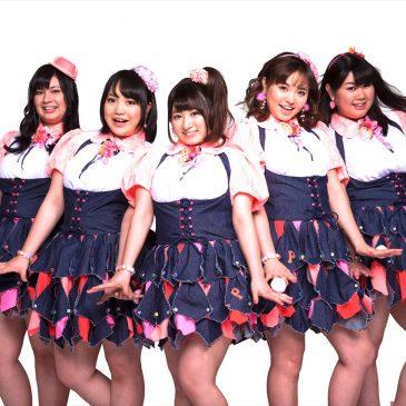Paffute e fiere di esserlo: la girlband «curvy» scuote il Giappone