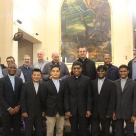 Promessa definitiva per sette nuovi missionari del Pime