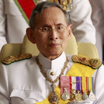 Thailandia: cosa cambia con la morte del re