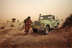Nei pressi di Tindouf (Algeria)