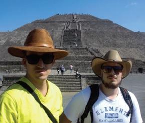 Un salto in Messico