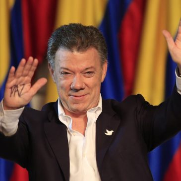 Il Nobel per la pace va al presidente della Colombia