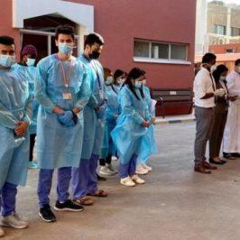 Emirati, il vaccino anti Covid in parrocchia