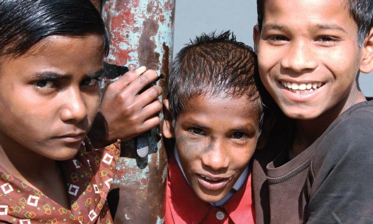 India, oltre la strada