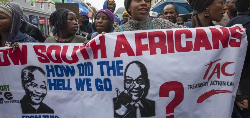 Se il Sudafrica volta le spalle alla giustizia internazionale
