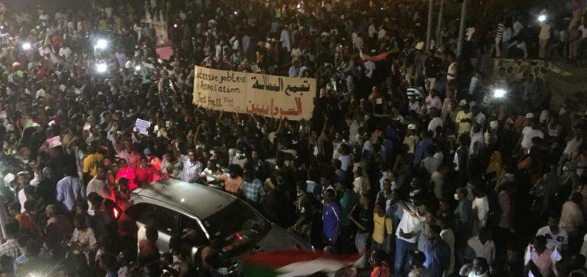 Colpo di stato in Sudan: una nuova primavera?