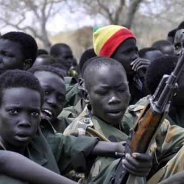 Bambini soldato: il mondo sta a guardare?