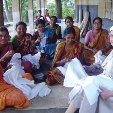 La mia vita per le donne del Bangladesh