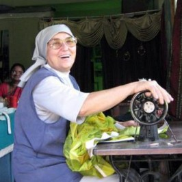 Suor Bertilla e la Via Crucis degli ultimi missionari in India