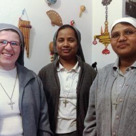 Missionarie a chilometro zero