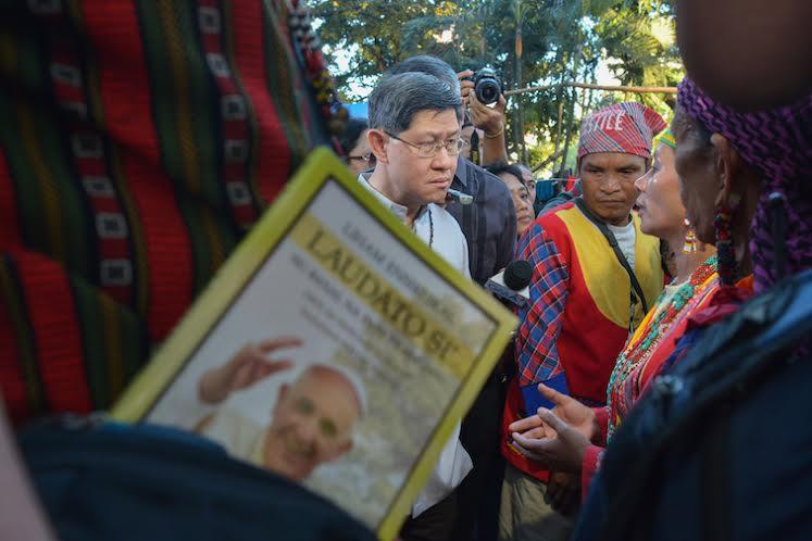 "Tagle: ""Pace per i tribali a Mindanao"""