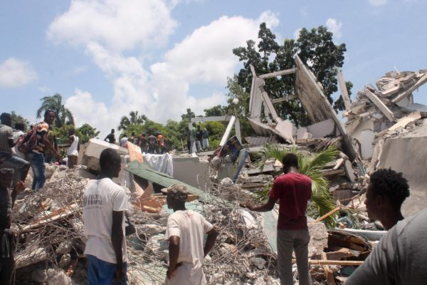 Terremoto ad Haiti, rialzarsi ancora una volta
