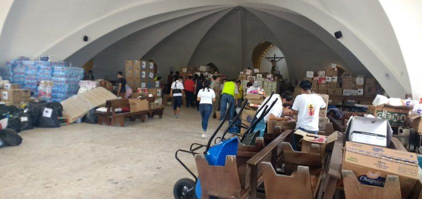 Messico, la solidarietà più forte del terremoto