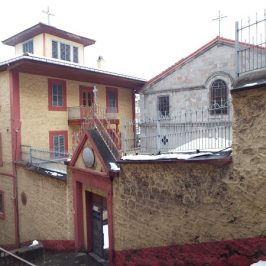 A Trabzon tra i cristiani di don Santoro