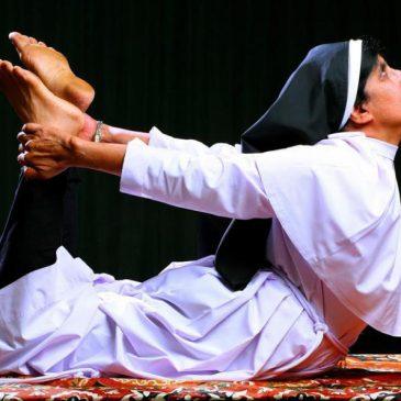 «Il mio yoga recitando il padre nostro»