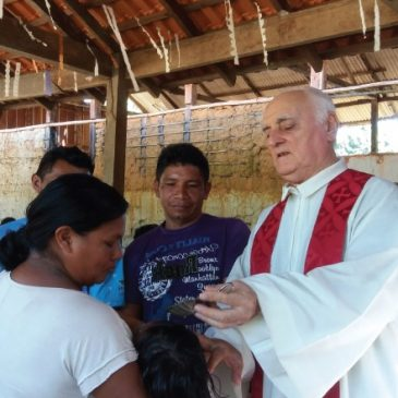 Il missionario dei sateré mawé