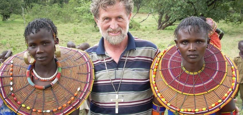 Kenya. Mons. Virgilio Pante, il vescovo con l'odore delle pecore