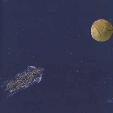 Vogliono la Luna! Anzi no, solo un pezzo di pane