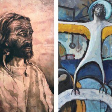 Il volto maori di Gesù