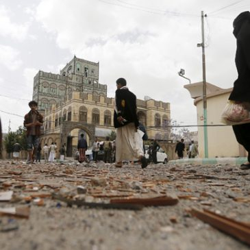 Nati uniti nello Yemen ma separati dalle cure