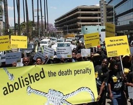 Zimbabwe: cresce il fronte contro la pena di morte